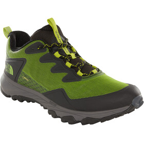 The North Face Ultra Fastpack III GTX Buty Mężczyźni, tnf black/tender green